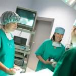 Sala operacyjna laparoskopowa